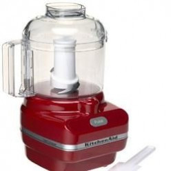My Favorite Kitchen Buddy - Kitchen Aid Mini Chopper Food Processor