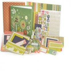 Scrapbooking Kits - Rainy Day Activity