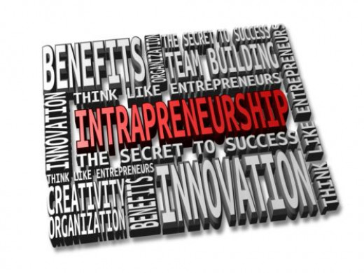 Organizational Benefits of Intrapreneurship
