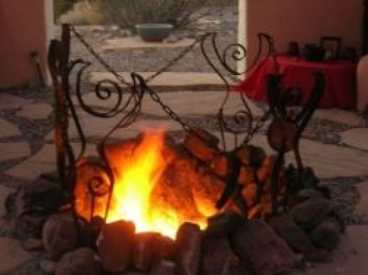 goddess fire ring, picture by Euryale