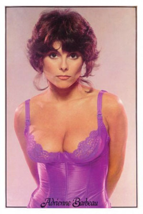 Adrienne Barbeau's best selling poster.