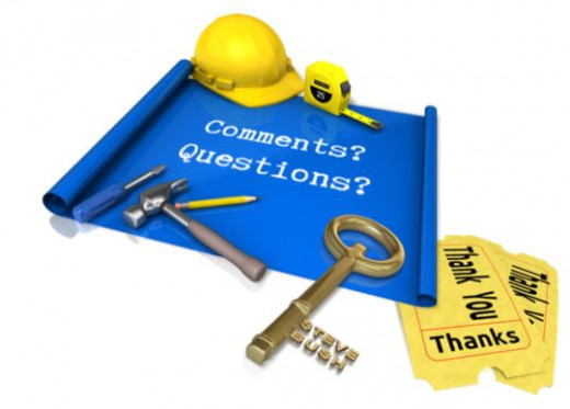 Thank You for Visiting Real Estate Questions -- All images provided under End User License Agreement to Stephen Bush