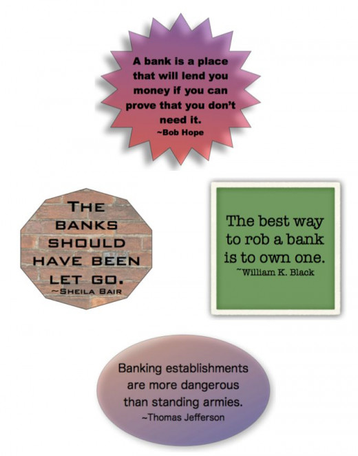 Banking Words