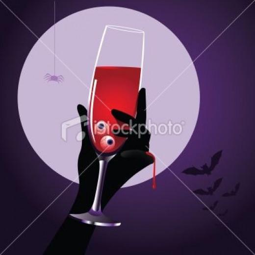 Bat Bite Cocktail