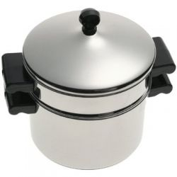 3-Quart Saucepot and Steamer