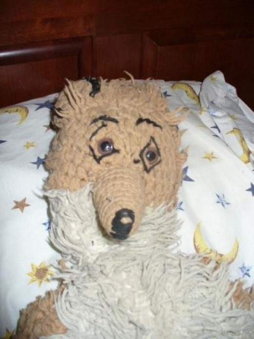 The Crocheted Collie