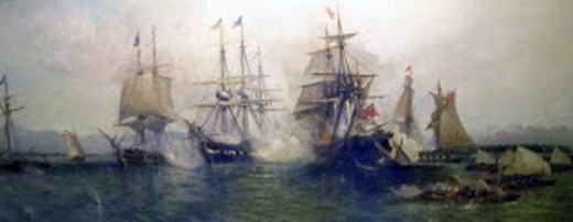 Battle of Plattsburgh Bay