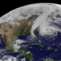 Hurricane Sandy to Superstorm or Frankenstorm