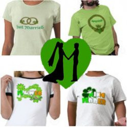 Irish Wedding T-Shirts