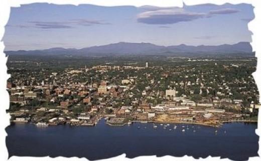 Burlington (A Bird's Eye View)
