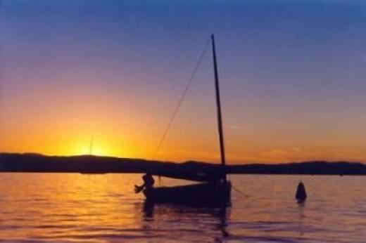 Burlington Sunset