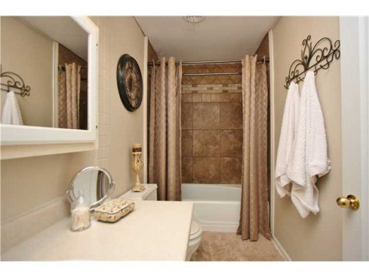 Clean shower curtains