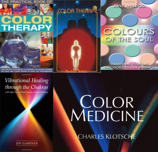 Color Therapy on Amazon