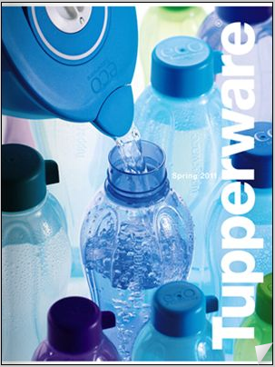 Tupperware Eco Water Filter Pitcher