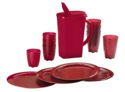 Tupperware's Floresta for Casual Dining