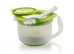 Tupperware Versatile Mix 'N Stor Batter Bowl