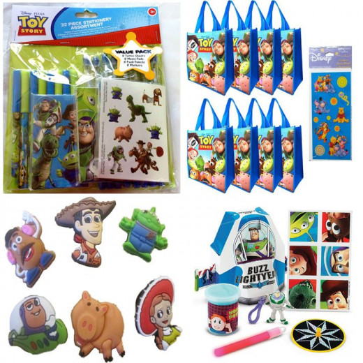 Toy Story Party Favors on Amazon