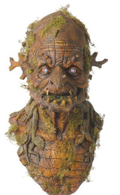 Tree Witch Mask on Amazon