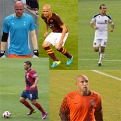 Top American Soccer Players in the World