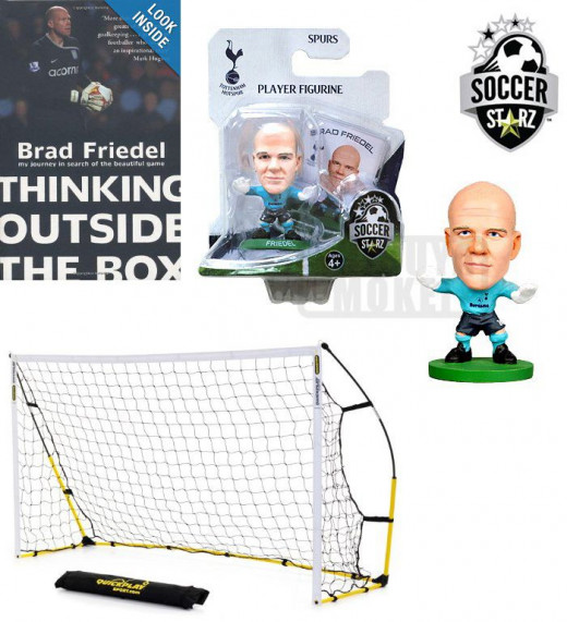 Brad Friedel Soccer on Amazon