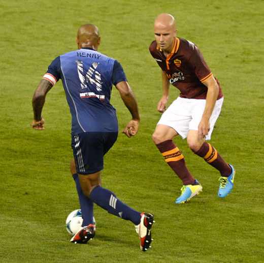 Henry vs Bradley MLS AllStar 2013 on Wikipedia