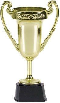 Amscan Jumbo Gold Trophy Cup