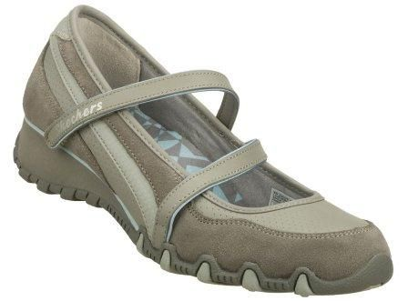 Skechers Sassies Stylized Womens Mary Jane Shoes