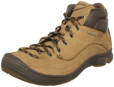Salomon Men's Ginko Mid Casual Boot