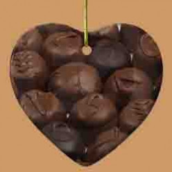 Chocolate Lovers Ornaments