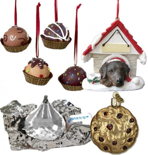 Yummy ornaments