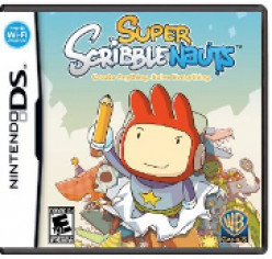 Super Scribblenauts Walkthrough