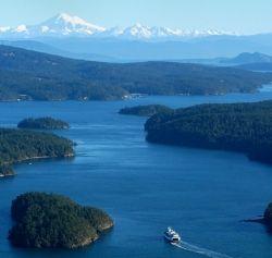 photo courtesy of San Juan Islands Visitors Bureau