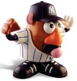 MLB New York Yankees Mr. Potato Head