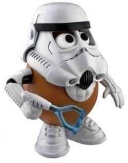 Mr. Potato Head: Star Wars Spud Trooper Figure