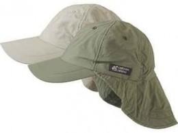 Dorfman Pacific Flap Cap