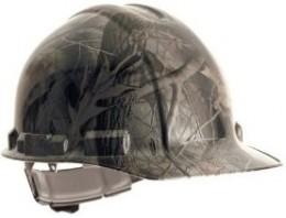 Pro Hatchet Hard Hat, Camoflauge