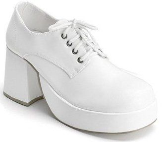 Men's Jazz-02 Platform Oxford