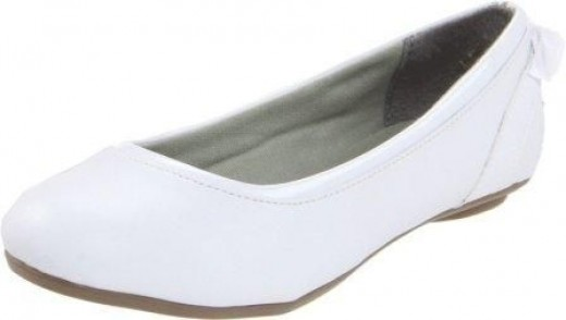 Kenneth Cole Reaction Tap To The Beat Ballet Flat