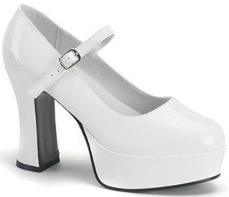 Women's Platform Mary Jane