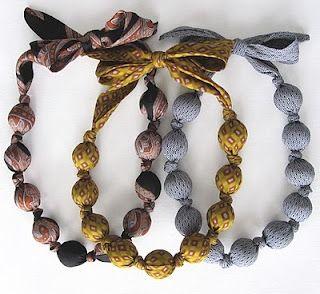 tie necklace, diy necklace, necktie crafts, upcycled craft ideas