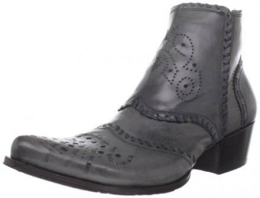Jo Ghost Men's 1564 Inglese Rugiada Ingl Blue Boot