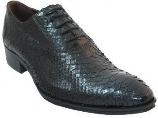 Men's Italian Dressy Lace Up Shoes