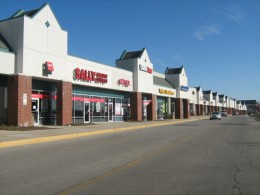 More Strip Malls located near Westfield Mall - a huge shopping mall