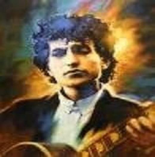Bob Dylan, instrument of God-?