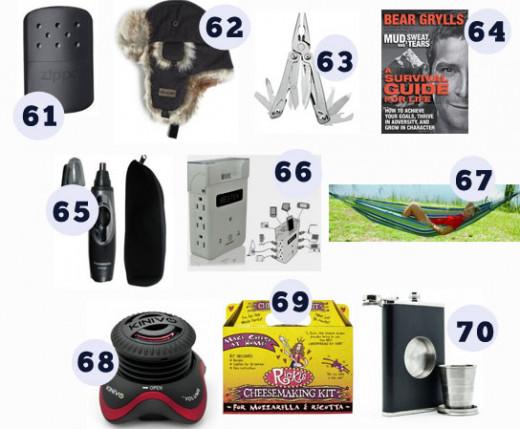 gifts for men under $25 dollars