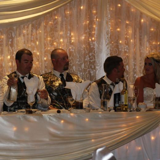 Classy Camo Wedding Ideas: Redneck Wedding Decorations And Dress