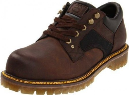 Dr. Martens Men's Jesse 5 Eye Walking Shoe