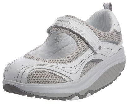 Skechers Women's Shape Ups - Sleek Fit Fitness Mary Jane Sneaker