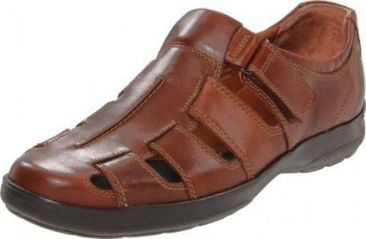 Bostonian Men's Doddi Fisherman Sandal