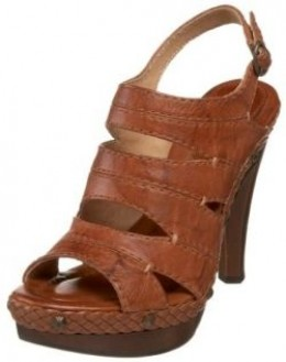 FRYE Women's Dara Campus Stitch Sandal